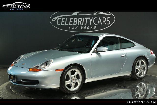 Porsche Las Vegas >> 1999 Used Porsche 911 Carrera 2dr Carrera Coupe 6 Speed Manual