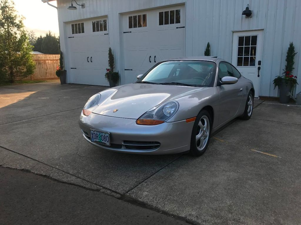 1999 Porsche 911 Carrera 911 996 - Sunroof, Newer Tires, Clean Title, Runs Great! - 16771413 - 2