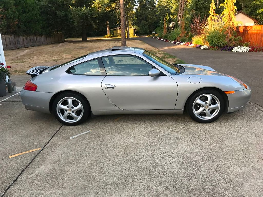 1999 Porsche 911 Carrera 911 996 - Sunroof, Newer Tires, Clean Title, Runs Great! - 16771413 - 4
