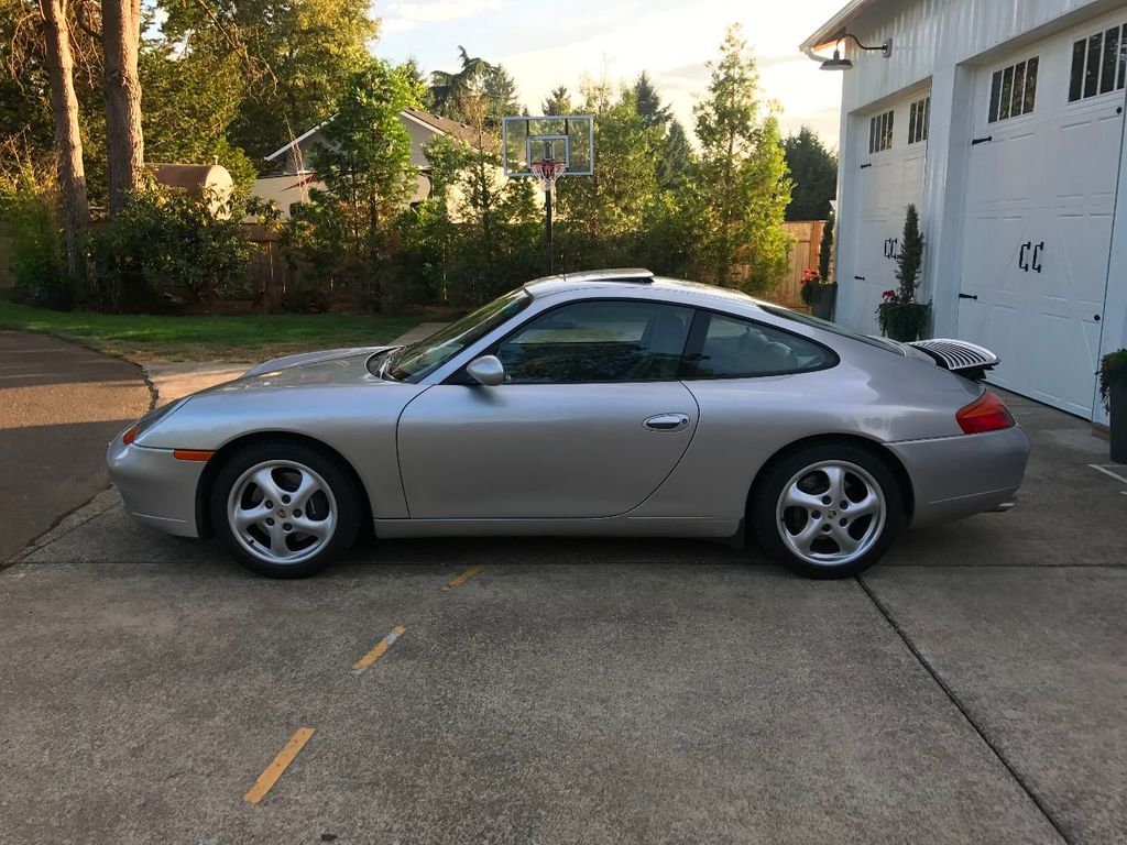 1999 Porsche 911 Carrera 911 996 - Sunroof, Newer Tires, Clean Title, Runs Great! - 16771413 - 5