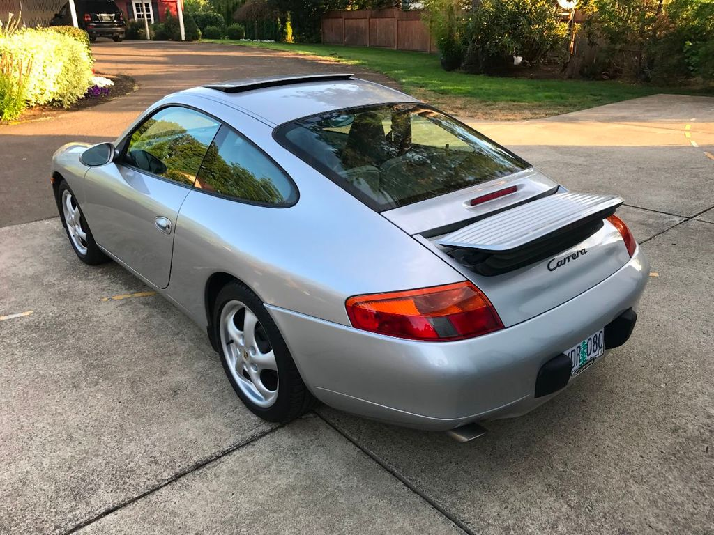 1999 Porsche 911 Carrera 911 996 - Sunroof, Newer Tires, Clean Title, Runs Great! - 16771413 - 6