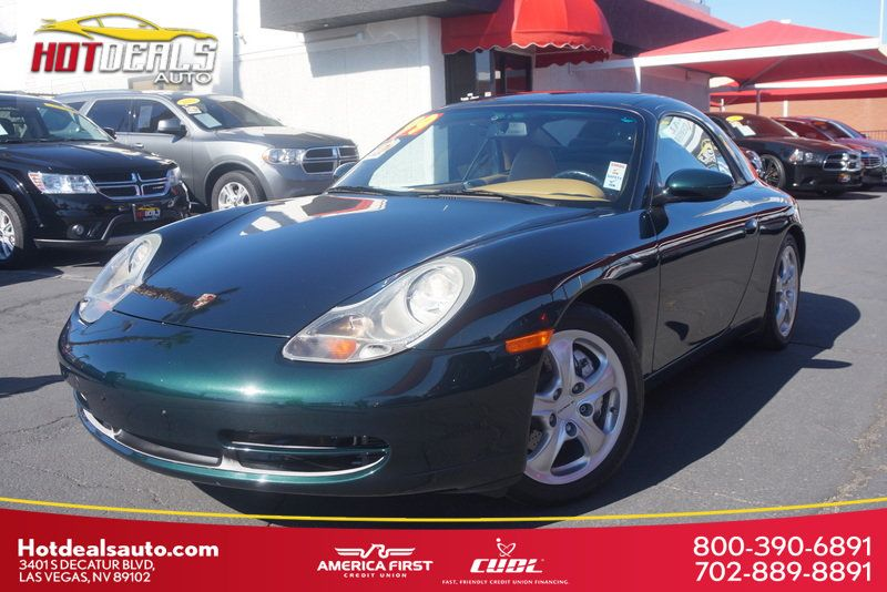 1999 Porsche 911 Carrera CARRERA 4,CONVERTIBLE HARD TOP,PREMIUM WHEELS,FULL LEATHER SEATS - 18297159 - 0