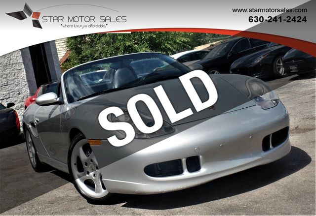 1999 Porsche Boxster  - Click to see full-size photo viewer