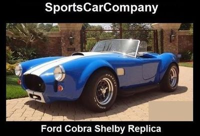 1999 Shelby Replica of 1965 Cobra
