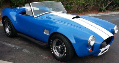 1999 Shelby Replica of 1965 Cobra  - Click to see full-size photo viewer
