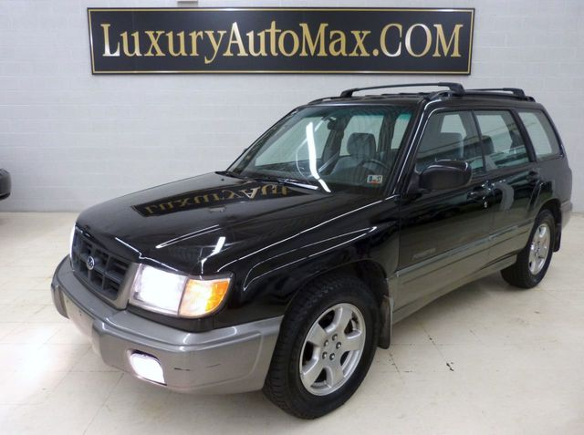 1999 used subaru forester s at luxury automax serving chambersburg rh luxuryautomax com 1999 Subaru Stereo 2002 Subaru Forester