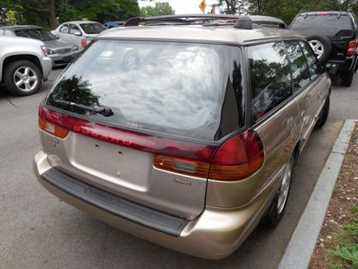 1999 Subaru Legacy Wagon L - Click to see full-size photo viewer