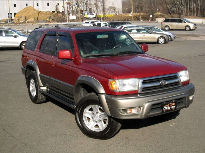 1999 Toyota 4Runner 4dr Limited 3.4L Automatic 4WD - 19293932 - 1