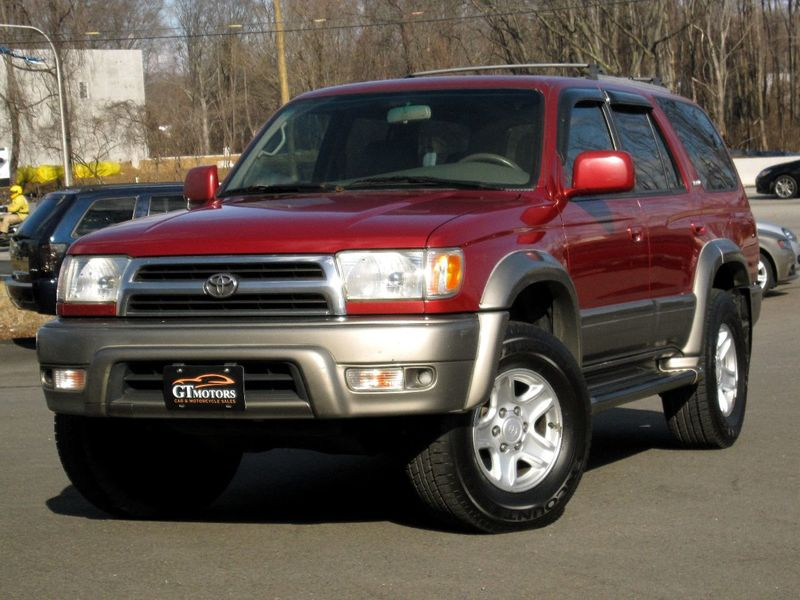 1999 Toyota 4Runner 4dr Limited 3.4L Automatic 4WD - 19293932 - 2
