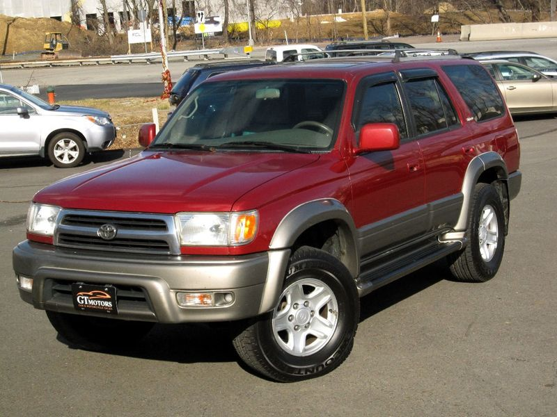 1999 Toyota 4Runner 4dr Limited 3.4L Automatic 4WD - 19293932 - 3