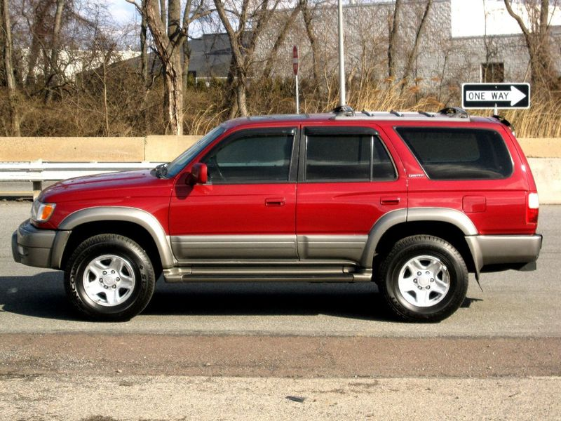 1999 Toyota 4Runner 4dr Limited 3.4L Automatic 4WD - 19293932 - 5