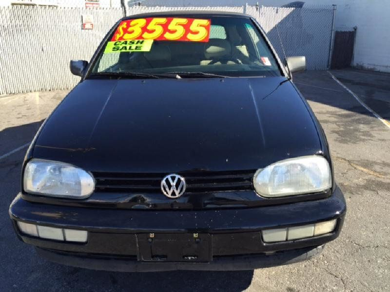 1999 Volkswagen Cabrio 2dr Convertible Manual - 17241838 - 1