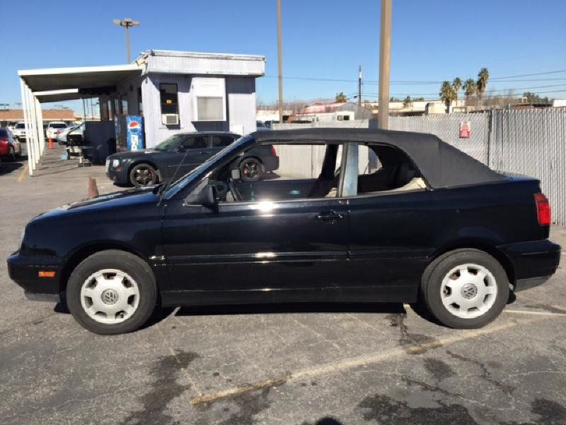 1999 Volkswagen Cabrio 2dr Convertible Manual - 17241838 - 4