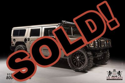 2000 AM General Hummer 1-Owner, local Arizona Hummer SUV