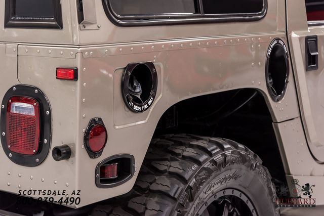 2000 AM General Hummer 1-Owner, local Arizona Hummer - Click to see full-size photo viewer