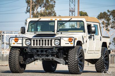 2000 AM General Hummer 4-Passenger Open Top Hard Doors SUV
