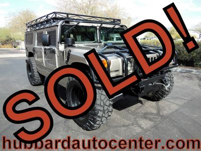 2000 AM General Hummer 4-Passenger Wgn Enclosed SUV