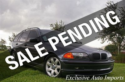 2000 BMW 3 Series 2000 BMW 323iT E46 TOURING SPORT + PREMIUM WAGON AUTOMATIC