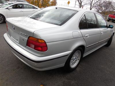 2000 BMW 5 Series 528iA - Click to see full-size photo viewer