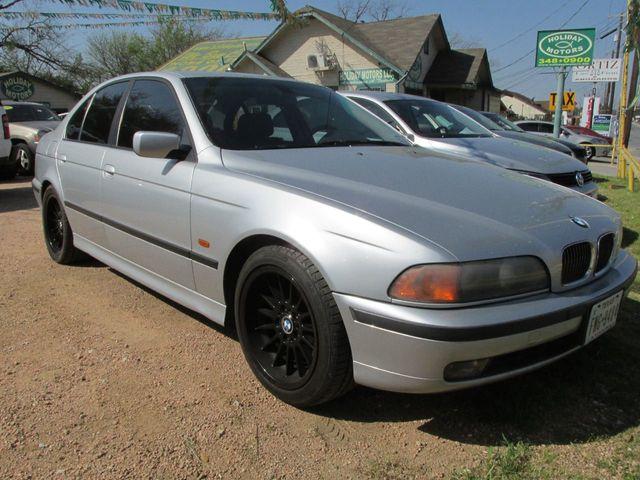 2000 Bmw 5 Series 540ia Sedan For Sale San Antonio Tx 5 900 Motorcar Com