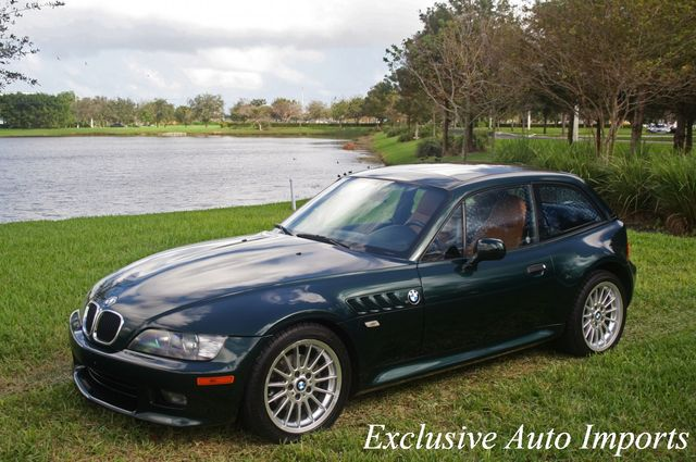 2000 BMW Z3 2000 BMW Z3 E36/8 COUPE SPORT 5SPEED 1OWNER LOW MILE EXT LEATHER - Click to see full-size photo viewer