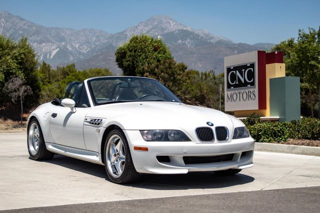 2000 Used Bmw Z3 M Roadster At Cnc Motors Inc Serving Upland Ca Iid 19133153