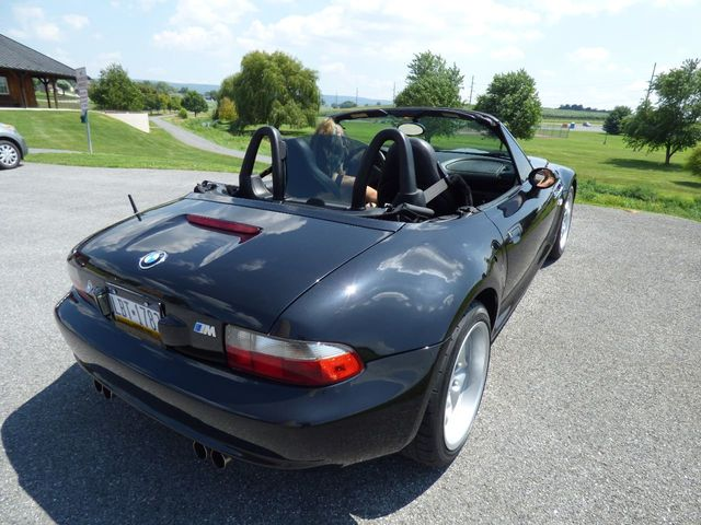 2000 BMW Z3 M  Roadster - Click to see full-size photo viewer