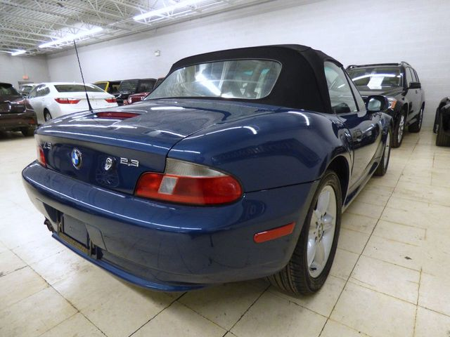 2000 BMW Z3 M Sport package  - Click to see full-size photo viewer