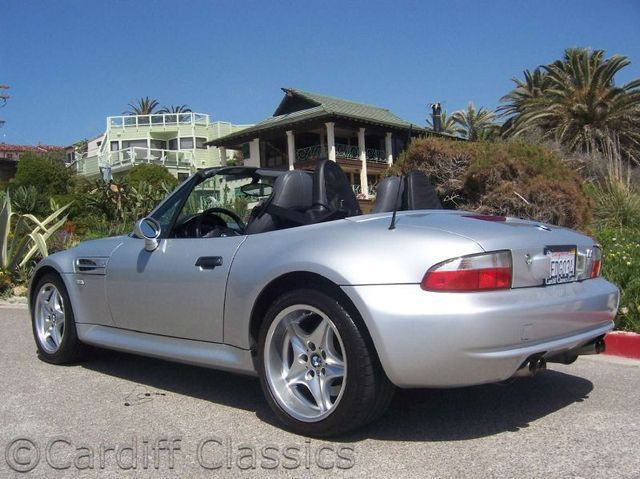 2000 Used Bmw Z3 Roadster At Cardiff Classics Serving