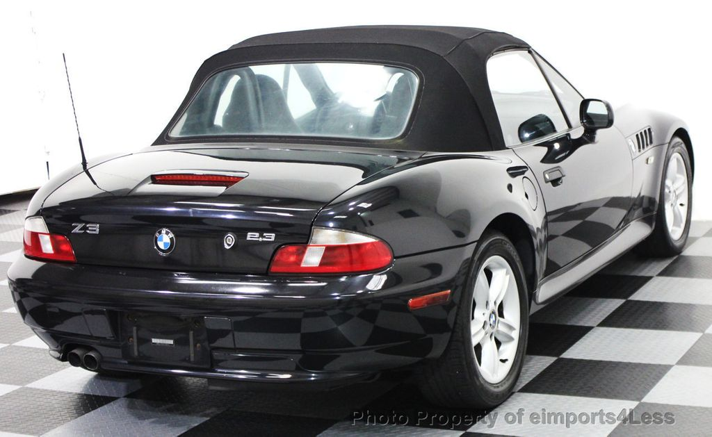 2000 Used Bmw Z3 Z3 2 3 Roadster 5 Speed At Eimports4less