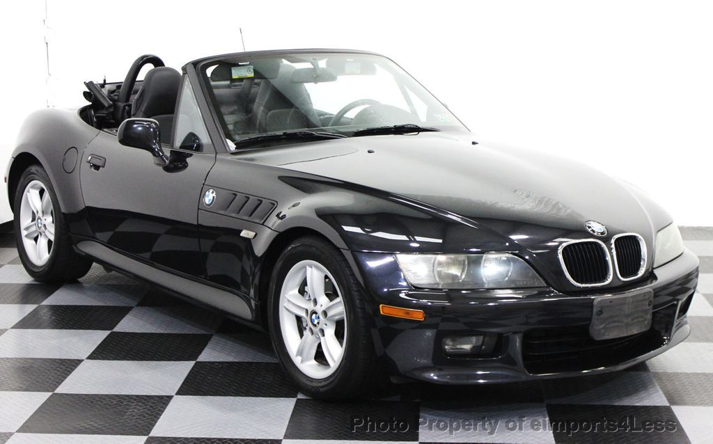 2000 used bmw z3 z3 2 3 roadster 5 speed at eimports4less serving doylestown bucks county pa. Black Bedroom Furniture Sets. Home Design Ideas