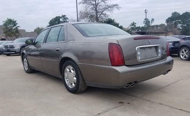 2000 used cadillac deville 4dr sedan at car guys serving houston, tx