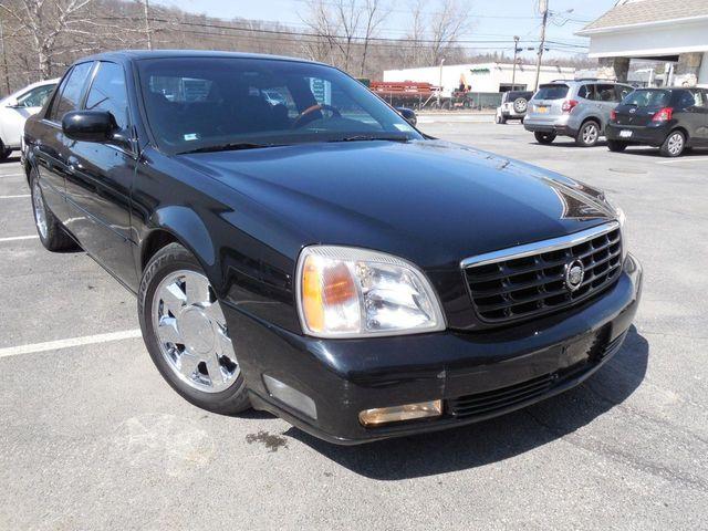 2000 Cadillac DeVille DTS 4dr Sedan