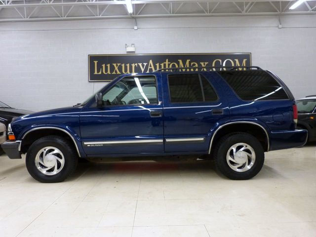 2000 Chevrolet Blazer 4dr 4wd Lt Click To See Full Size Photo Viewer