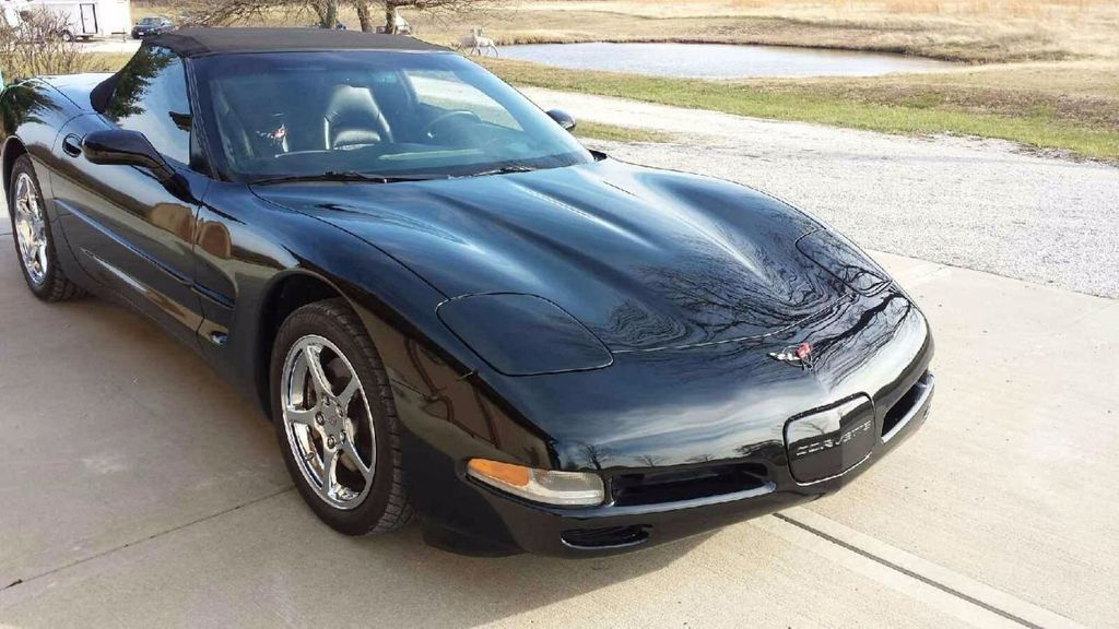 2000 Chevrolet Corvette 2dr Convertible - 14496491 - 10