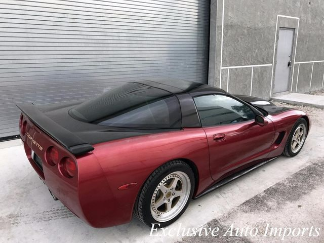 2000 Chevrolet Corvette C5 COUPE AUTOMATIC MAGNACHARGER SUPERCHARGED UPGRADES! - Click to see full-size photo viewer