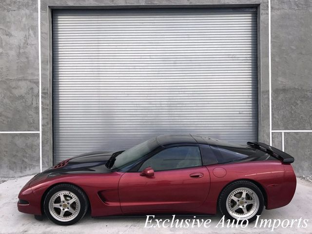 2000 Chevrolet Corvette C5 Z51 COUPE AUTOMATIC MAGNACHARGER SUPERCHARGED UPGRADES! - Click to see full-size photo viewer