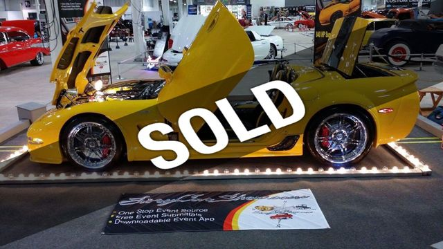 2000 Chevrolet Corvette Corvette C5 supercharged, 640hp ZL7 Supercar - 15174986 - 0