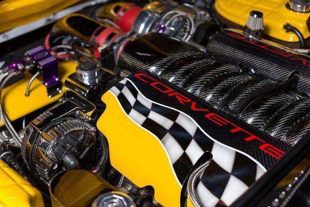 2000 corvette motor