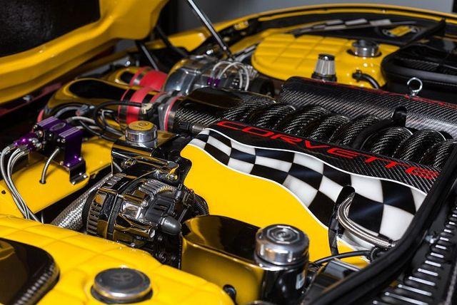 2000 Chevrolet Corvette Corvette C5 supercharged, 640hp ZL7 Supercar - 15174986 - 10