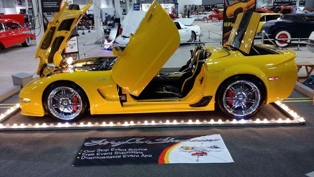 2000 Chevrolet Corvette Corvette C5 supercharged, 640hp ZL7 Supercar Convertible - LARRYRANDY3 - 13