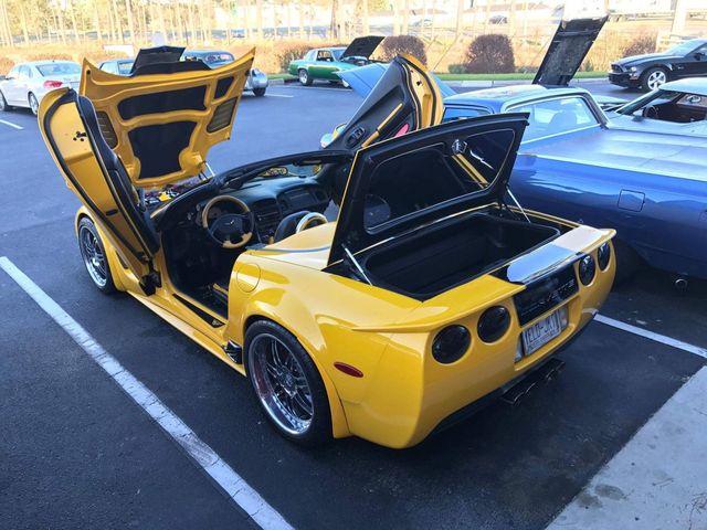 2000 Chevrolet Corvette Corvette C5 supercharged, 640hp ZL7 Supercar - 15174986 - 14
