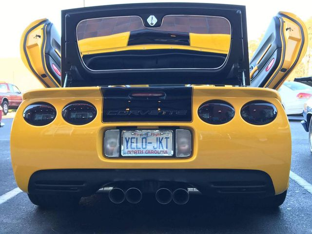 2000 Chevrolet Corvette Corvette C5 supercharged, 640hp ZL7 Supercar Convertible - LARRYRANDY3 - 17