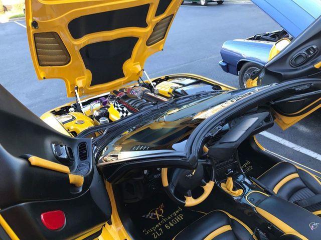 2000 Chevrolet Corvette Corvette C5 supercharged, 640hp ZL7 Supercar - 15174986 - 20