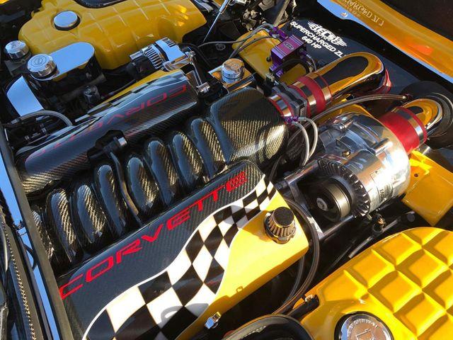 2000 Chevrolet Corvette Corvette C5 supercharged, 640hp ZL7 Supercar - 15174986 - 21