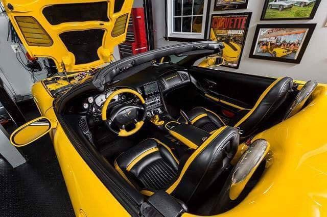 2000 Chevrolet Corvette Corvette C5 supercharged, 640hp ZL7 Supercar - 15174986 - 22