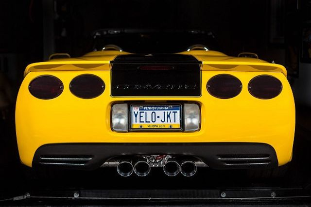 2000 Chevrolet Corvette Corvette C5 supercharged, 640hp ZL7 Supercar Convertible - LARRYRANDY3 - 4