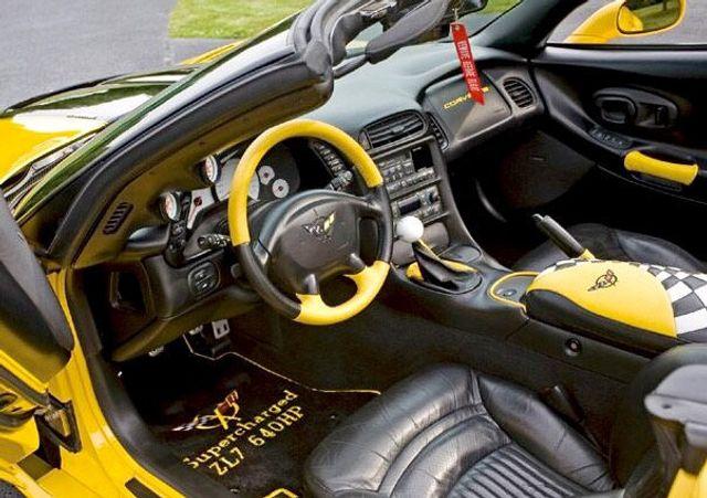 2000 Chevrolet Corvette Corvette C5 supercharged, 640hp ZL7 Supercar - 15174986 - 5