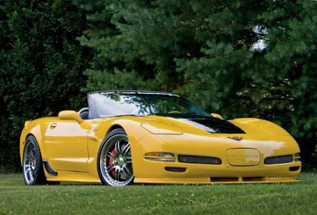 2000 Chevrolet Corvette Corvette C5 supercharged, 640hp ZL7 Supercar Convertible - LARRYRANDY3 - 6