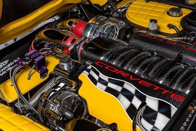 2000 Chevrolet Corvette Corvette C5 supercharged, 640hp ZL7 Supercar - 15174986 - 8